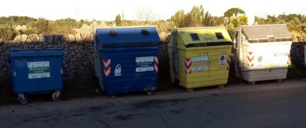 Martina Franca: rifiuti, da oggi la Monteco